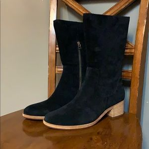 Kork-ease suede boot